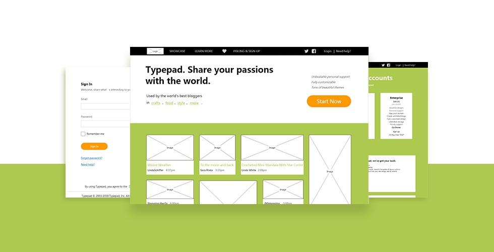 TypePad_blog