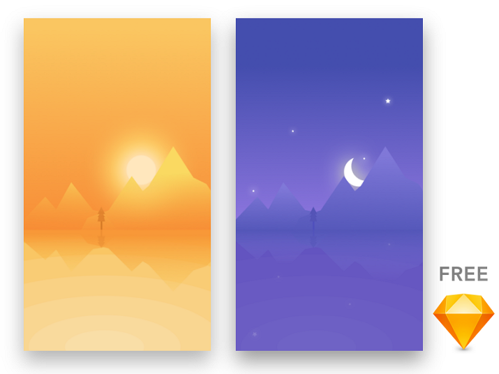 Weather App Background Free