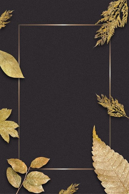 Black Gold Paint Texture App