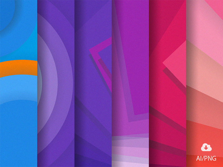 Free Material Design Backgrounds