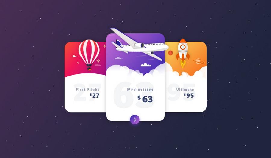 Price Page Plan