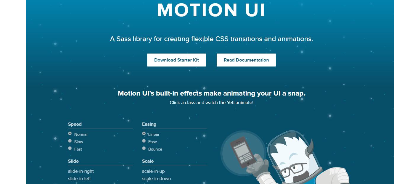 Motion UI