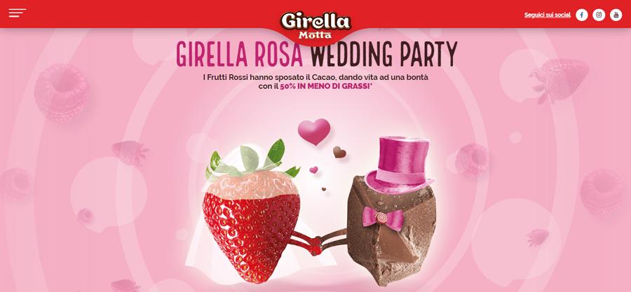 Girella Website