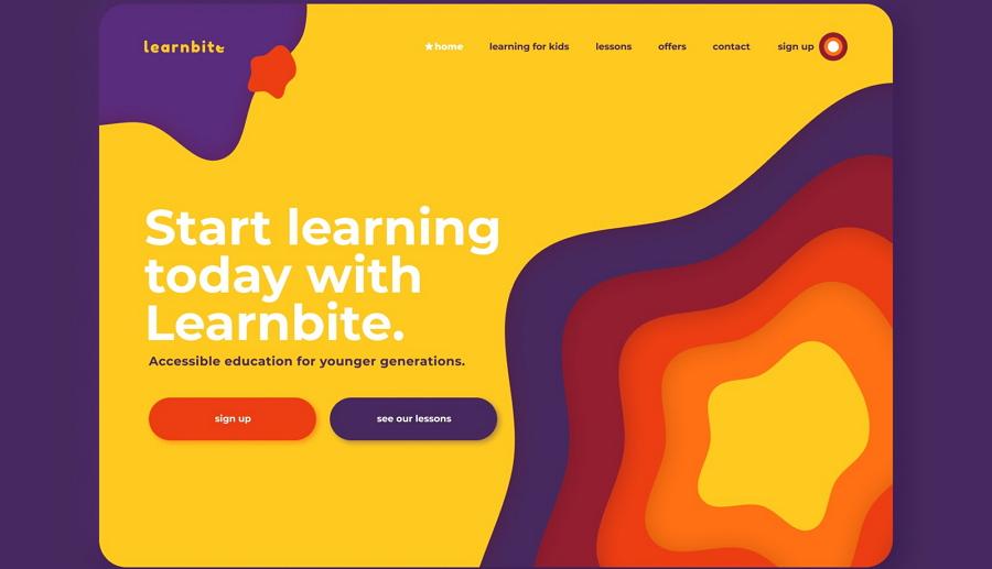 Learnbite Website