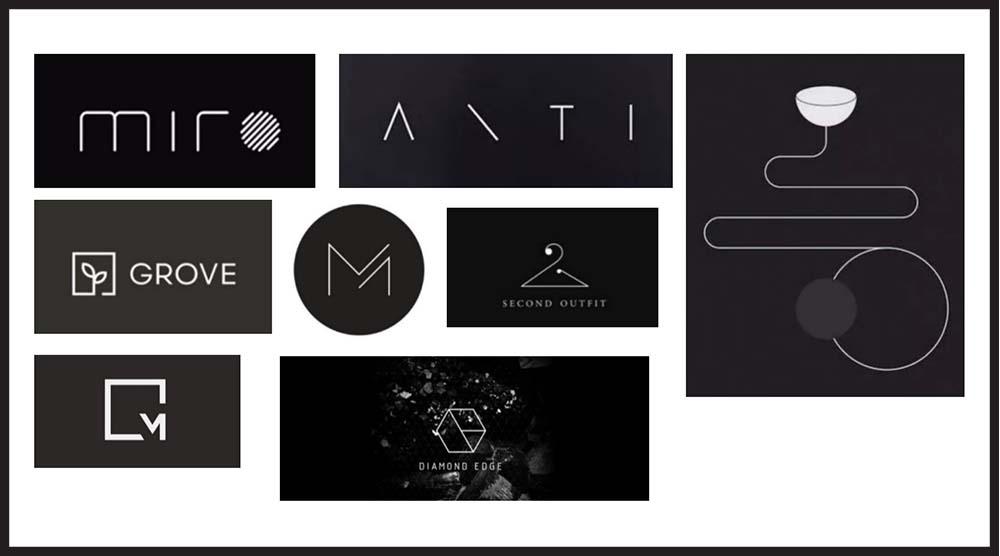 Super minimalism logo