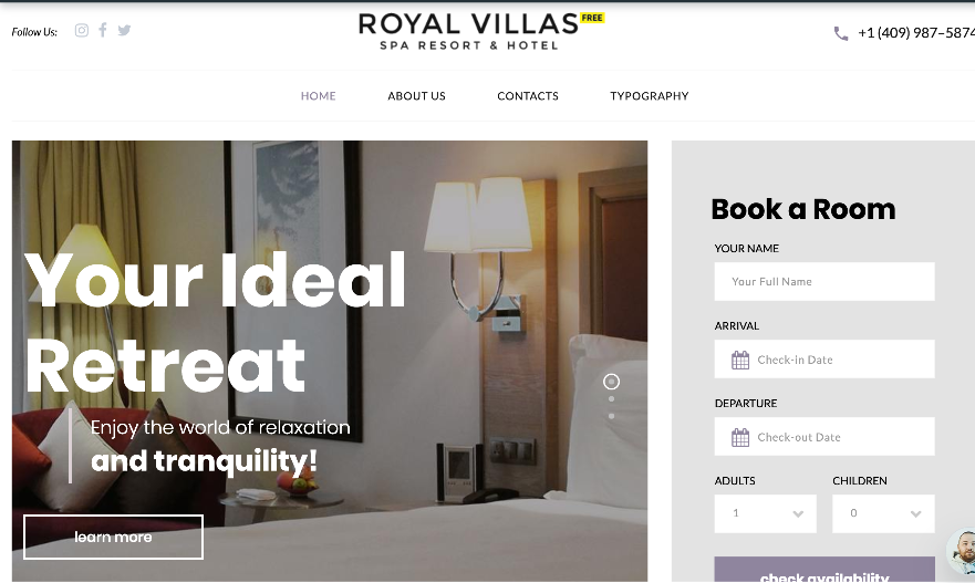 Royal Villas