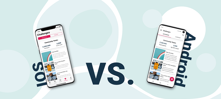 IOS VS Android UI/UX Case Study