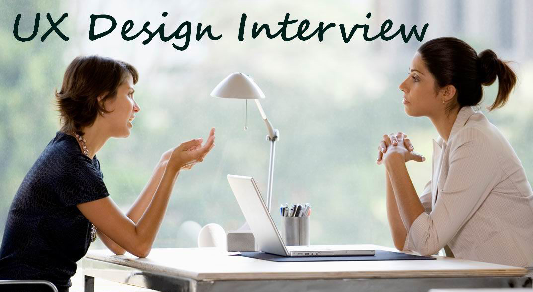 UX designer interview for newcomers