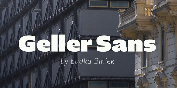 Geller Sans