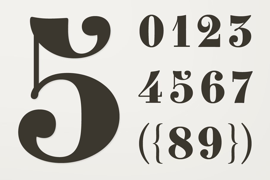 Impllary Type font