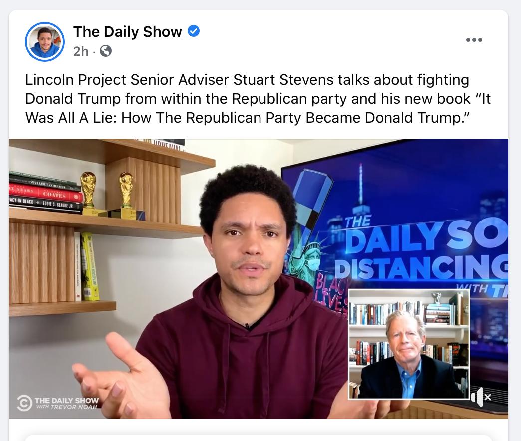 Facebook auto-plays videos