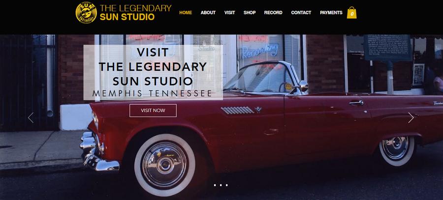 The Legendary Sun Studio