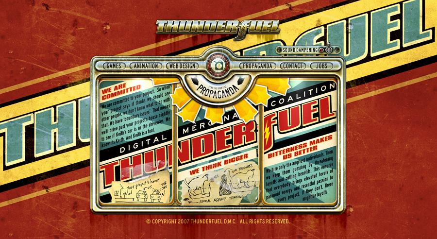 Thunder Fuel
