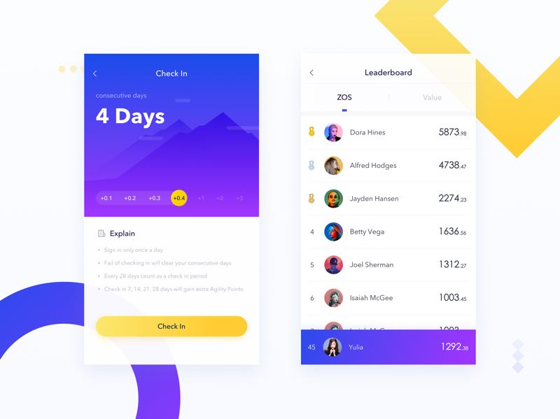 App List Design