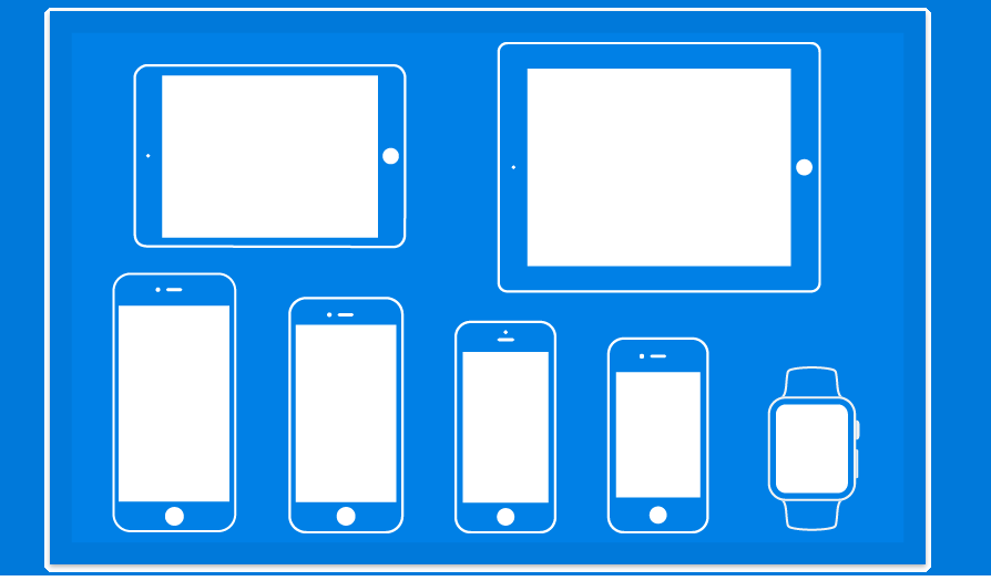 Fit Different Screen Sizes