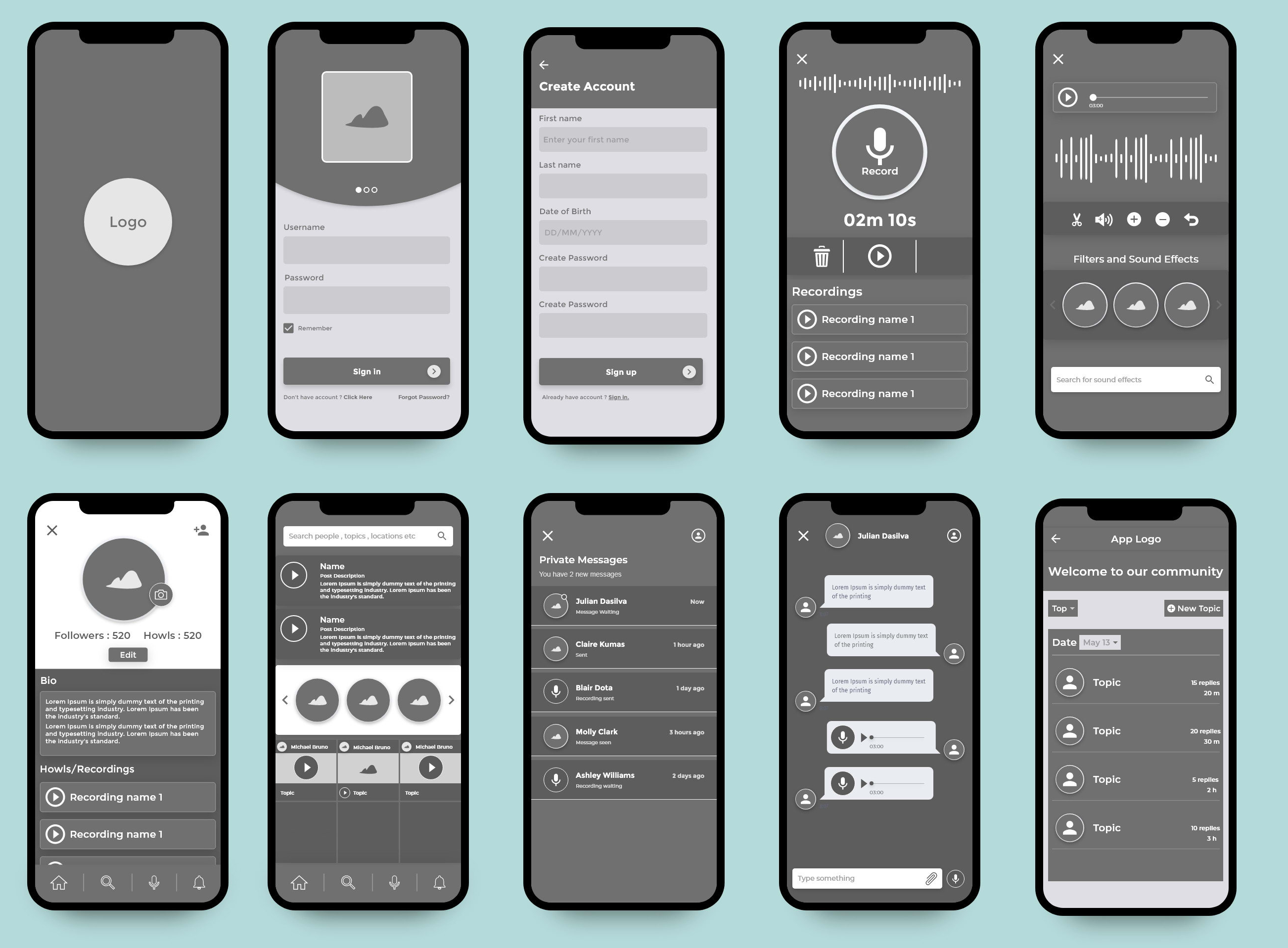 What Does a Wireframe Look Like