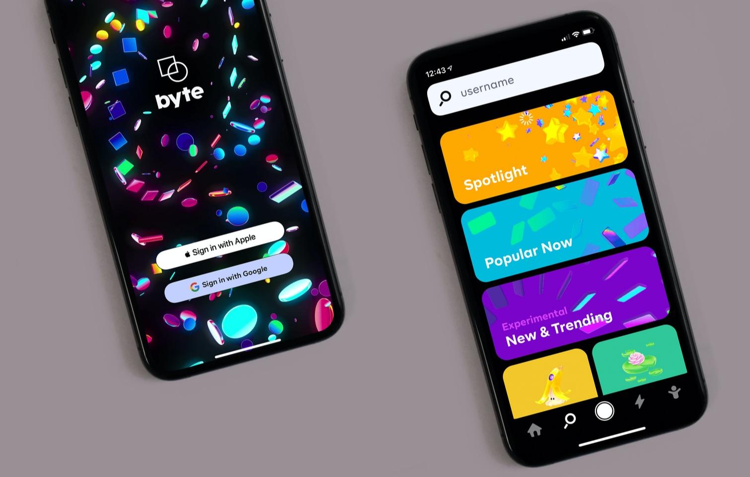 Colorful UI