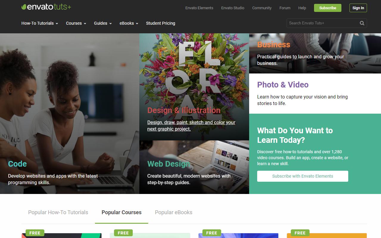 Webdesign Tuts+