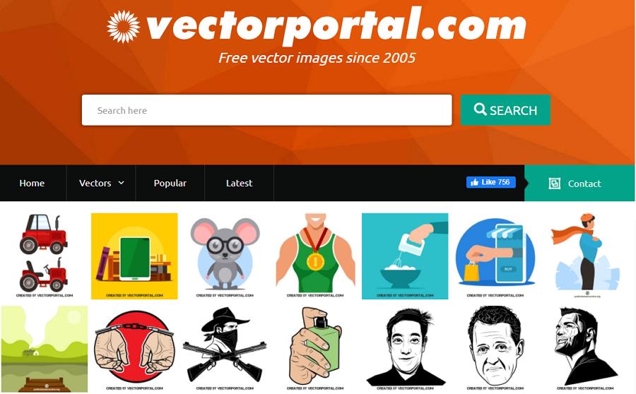 Vector Portal