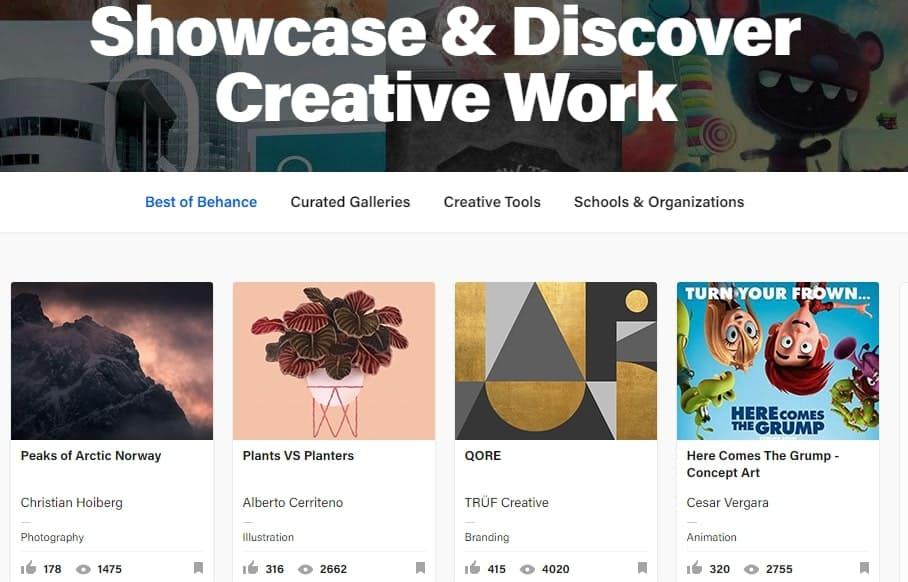 26 Best Ux Ui Design Inspiration Sites In 2020