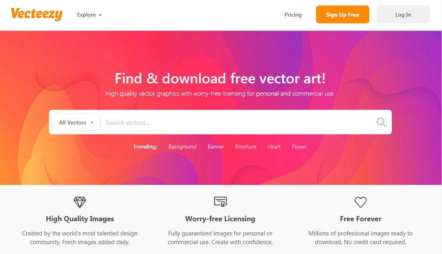 26 Best Free Vector Icon Sites For App Web Design