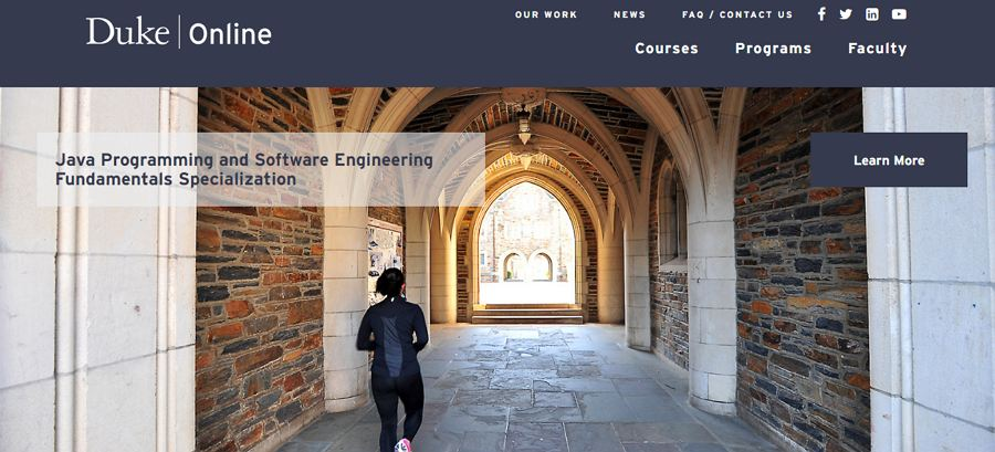 Java Programming and Software Engineering Fundamentals from Duke University