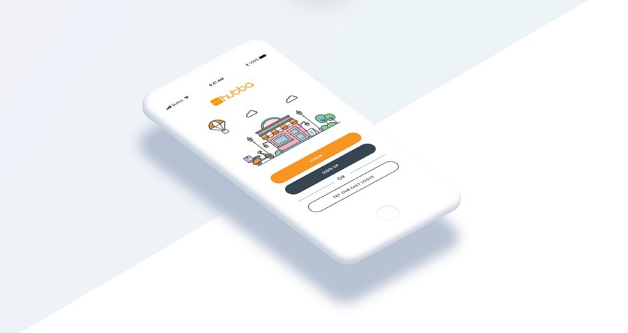 Hubba Mobile App
