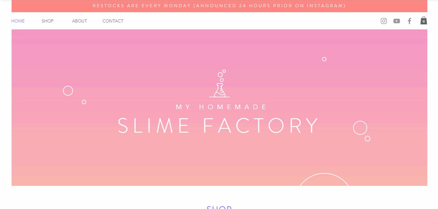 Slime Store