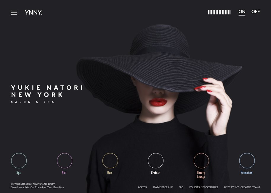31 Best Inspirational Fashion Website Design That Will Surprise You