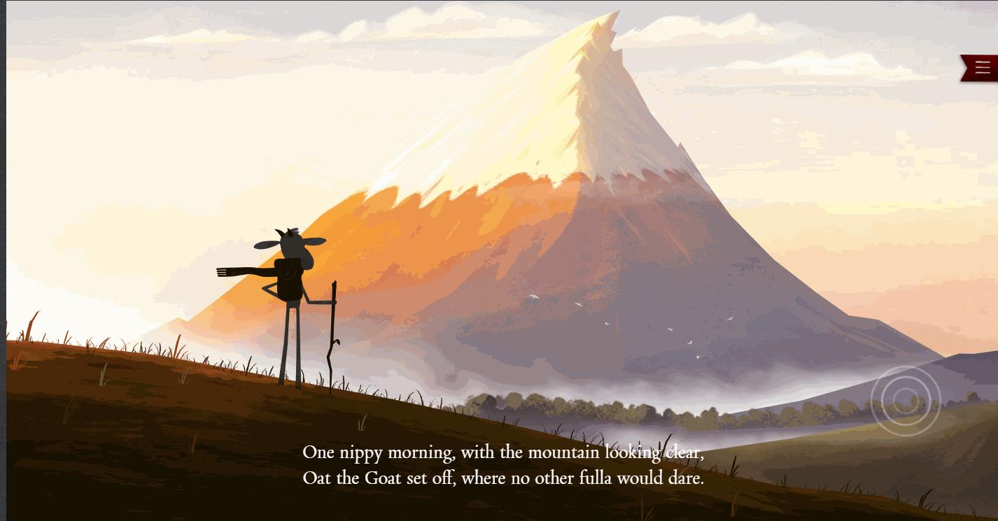 Oat-the-goat-one-page-storytelling-website-image