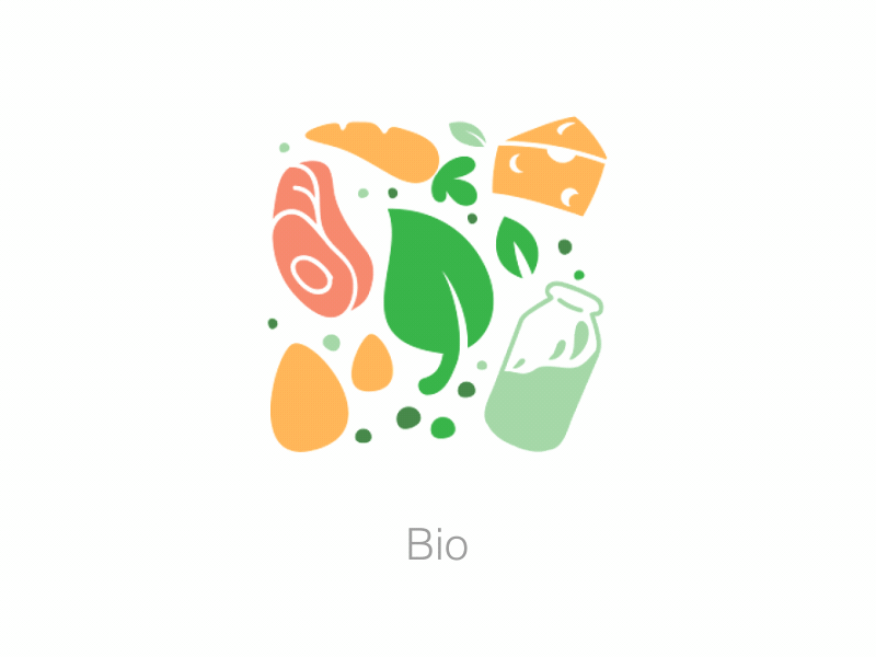 Nelio Food Illustrations