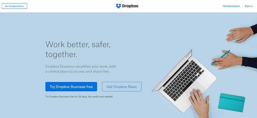 Dropbox (Business)