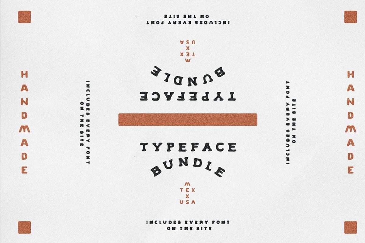 Southwestern Handmade Font Bundle