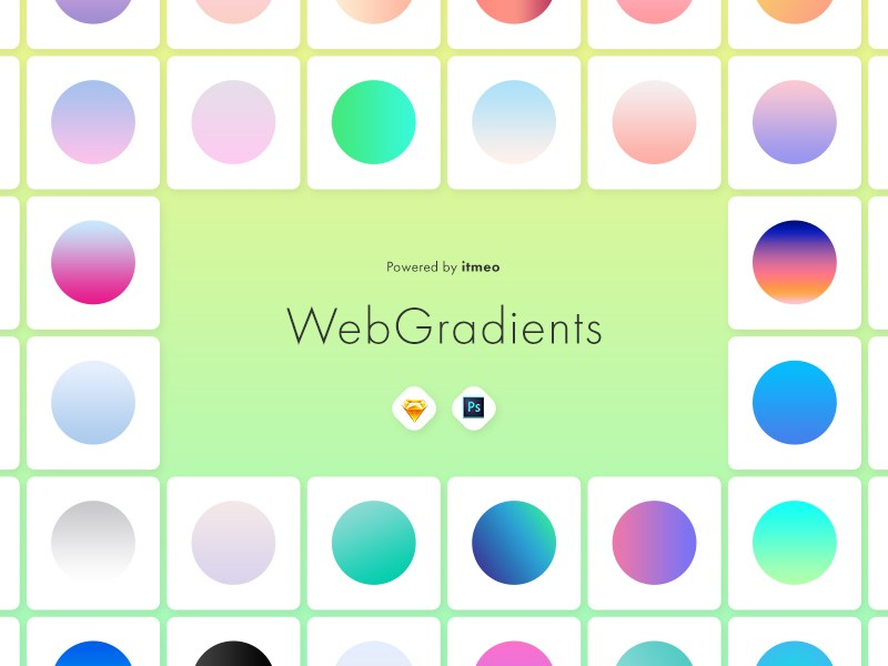 Web Gradients - Ultimate Collection of Gradients