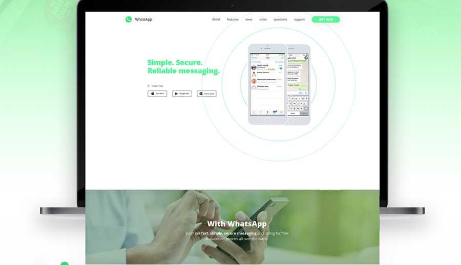 Bootstrap Web UI Kit — Landing page [FREE PSD]