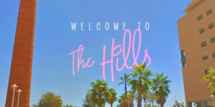 The Hills Font