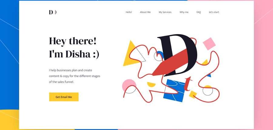 Disha Website