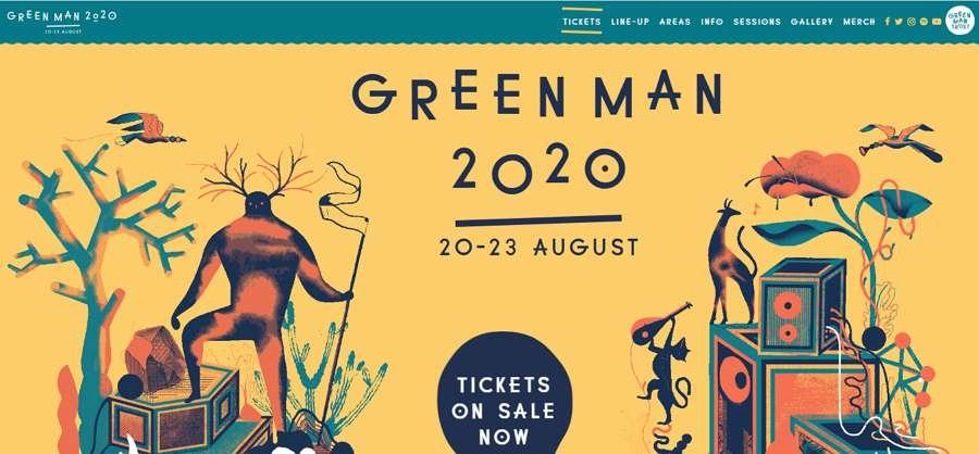 Green Man 2020