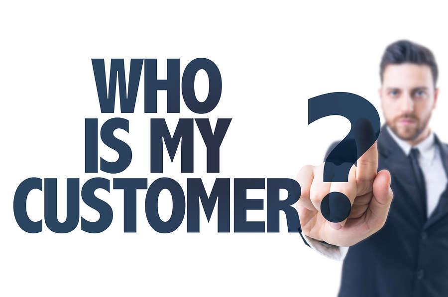 who is my customer