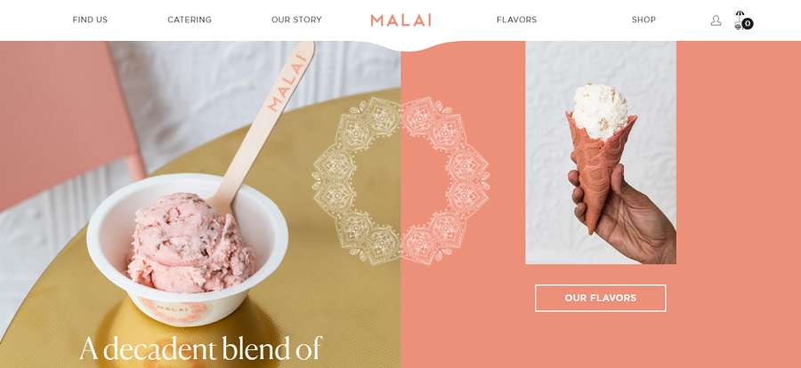 Malai Website