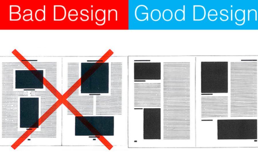 Good Design Vs. Bad Design