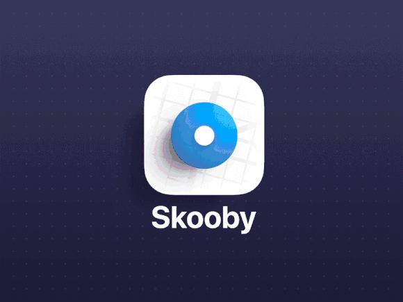 Skooby Splash Screen Animation