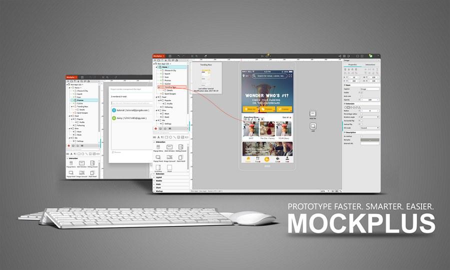 Mac Prototyping Tool Mockplus