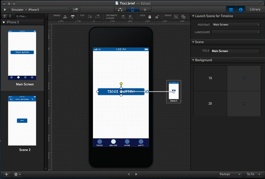 Web-based Tool InVision
