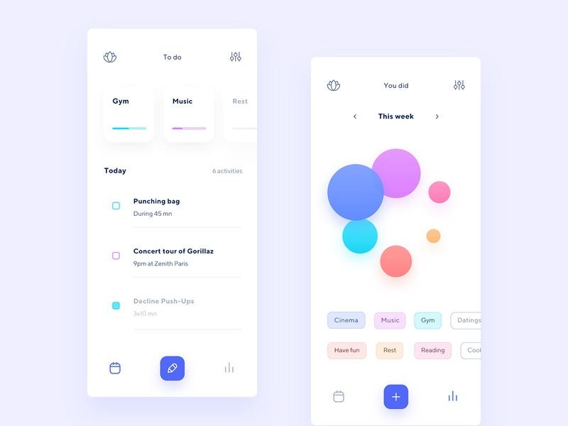 Free time app