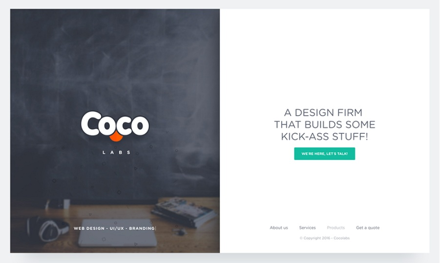 Cocolabs for Web App