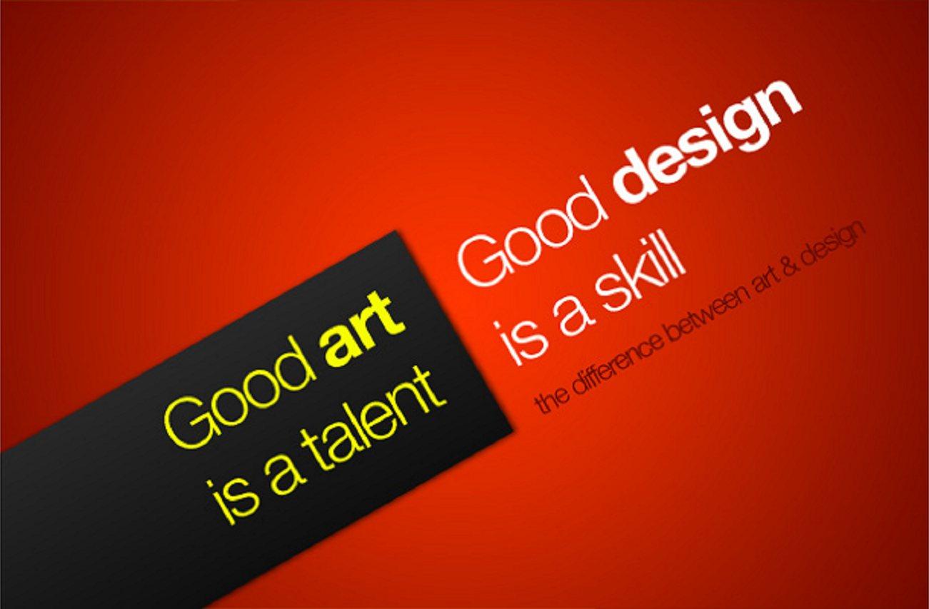 art vs design 1