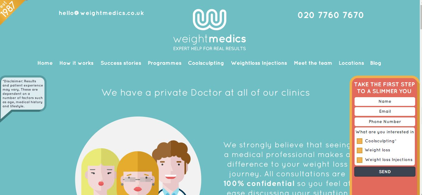 Weightmedics