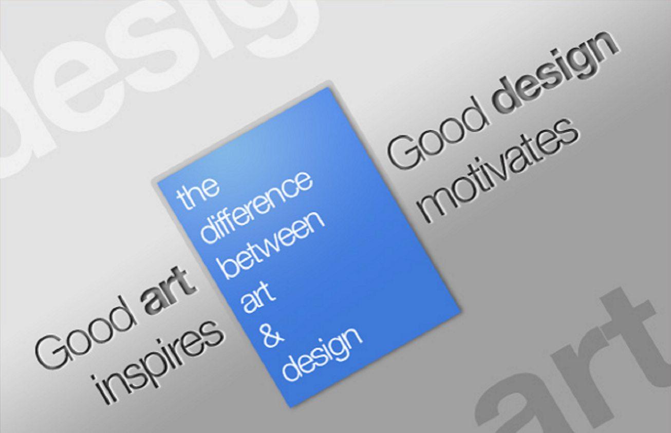 art vs design 3