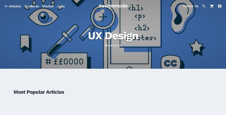 DesignModo UX